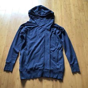 NWOT Lululemon Unique Off Centered Zippered Jacket
